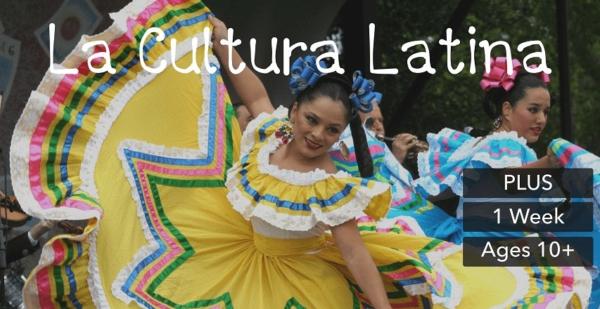 Вечер культуры стран Латинской Америки