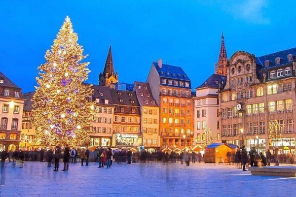 Новогодний автобусный тур в Европу
