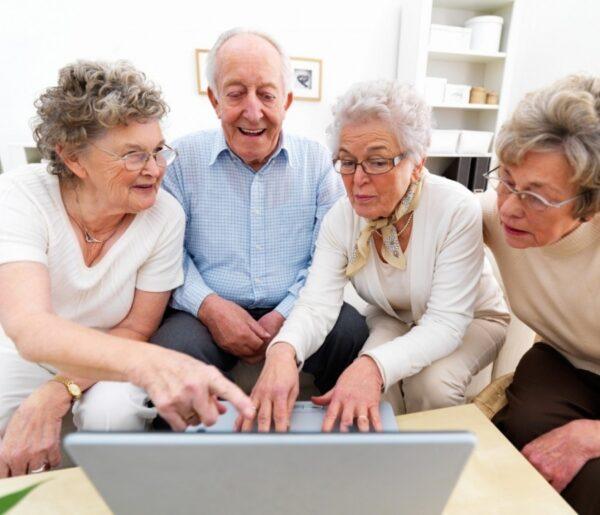 Объявляем набор в группу изучения английского языка для людей старшего возраста!