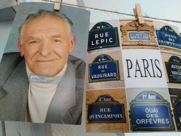 """В студии иностранных языков """"Под крышами Парижа"""" организована мини-фотовыставка работ Робера Дуано"""