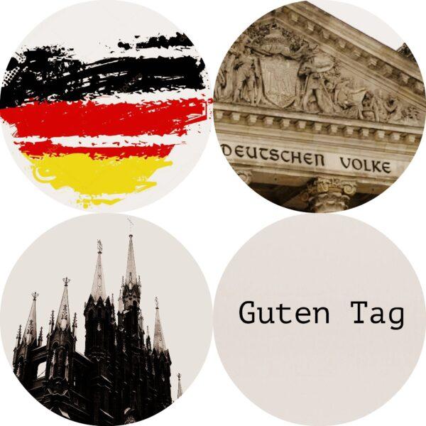 Немецкий язык в группах